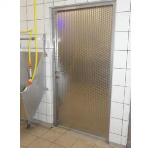Uși inox